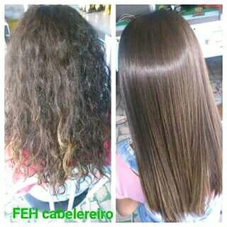 Progressiva obs o cabelo já foi lavado hidratado e somente secado com o secador no ar morno cabelo auxiliar cabeleireiro(a) auxiliar cabeleireiro(a) auxiliar cabeleireiro(a)