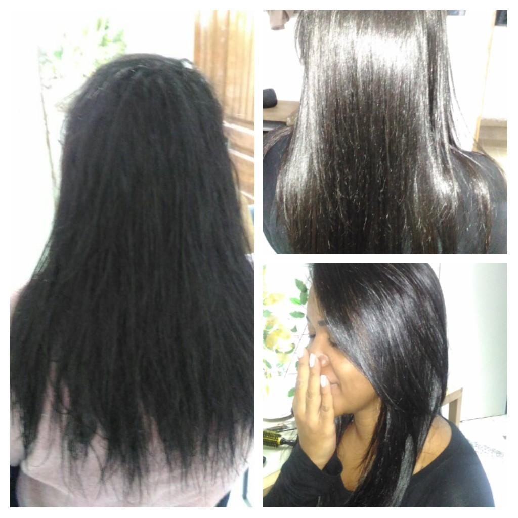 Botox Rochee cabelo auxiliar cabeleireiro(a)
