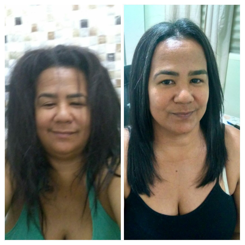 Bioplastia Richee cabelo auxiliar cabeleireiro(a)