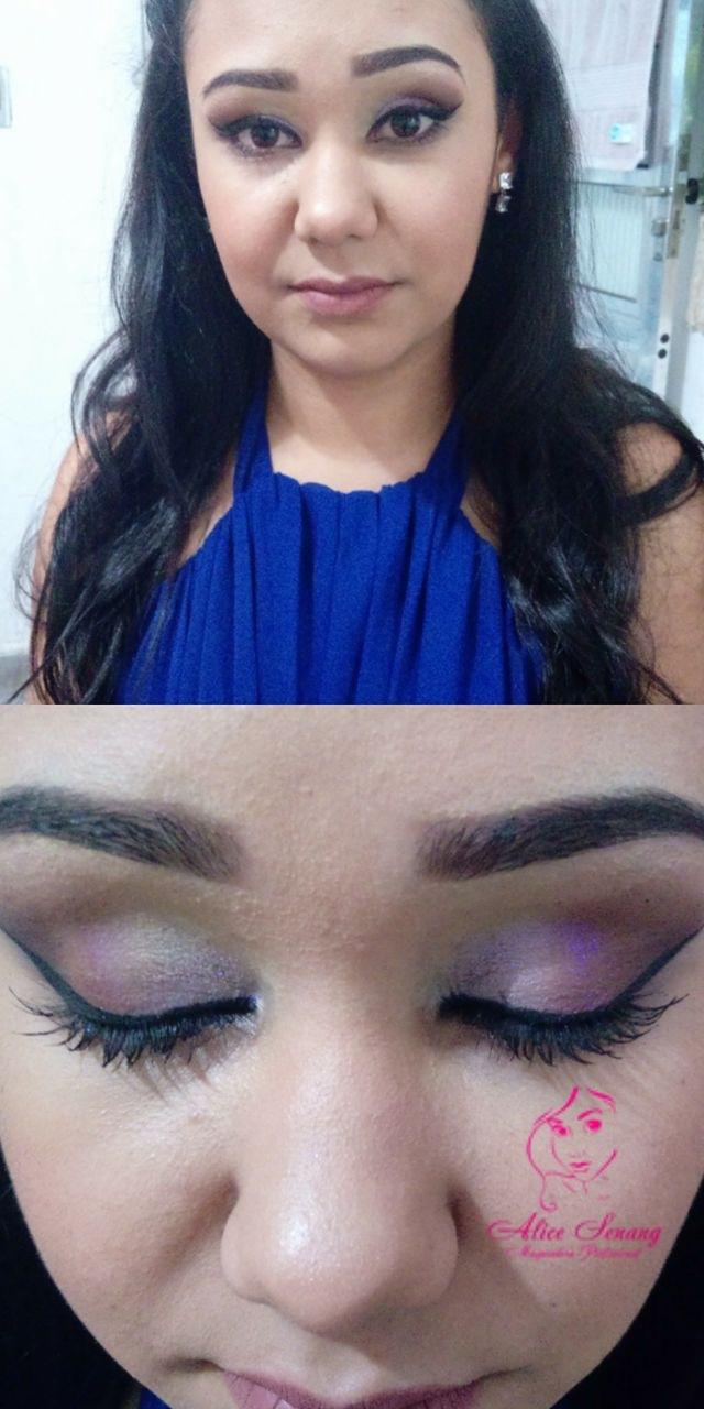 Maquiagem simples e linda pela escolha da cliente! #makeup #makeupprofessional  maquiagem maquiador(a) auxiliar cabeleireiro(a) recepcionista