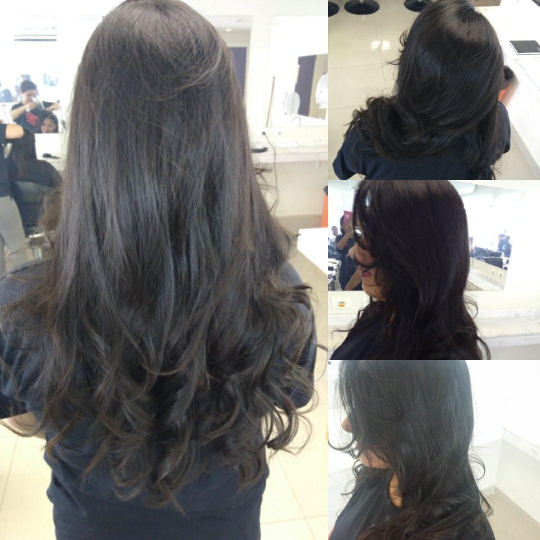 Escova modelada cabelo auxiliar cabeleireiro(a) auxiliar cabeleireiro(a) cabeleireiro(a) cabeleireiro(a) maquiador(a)
