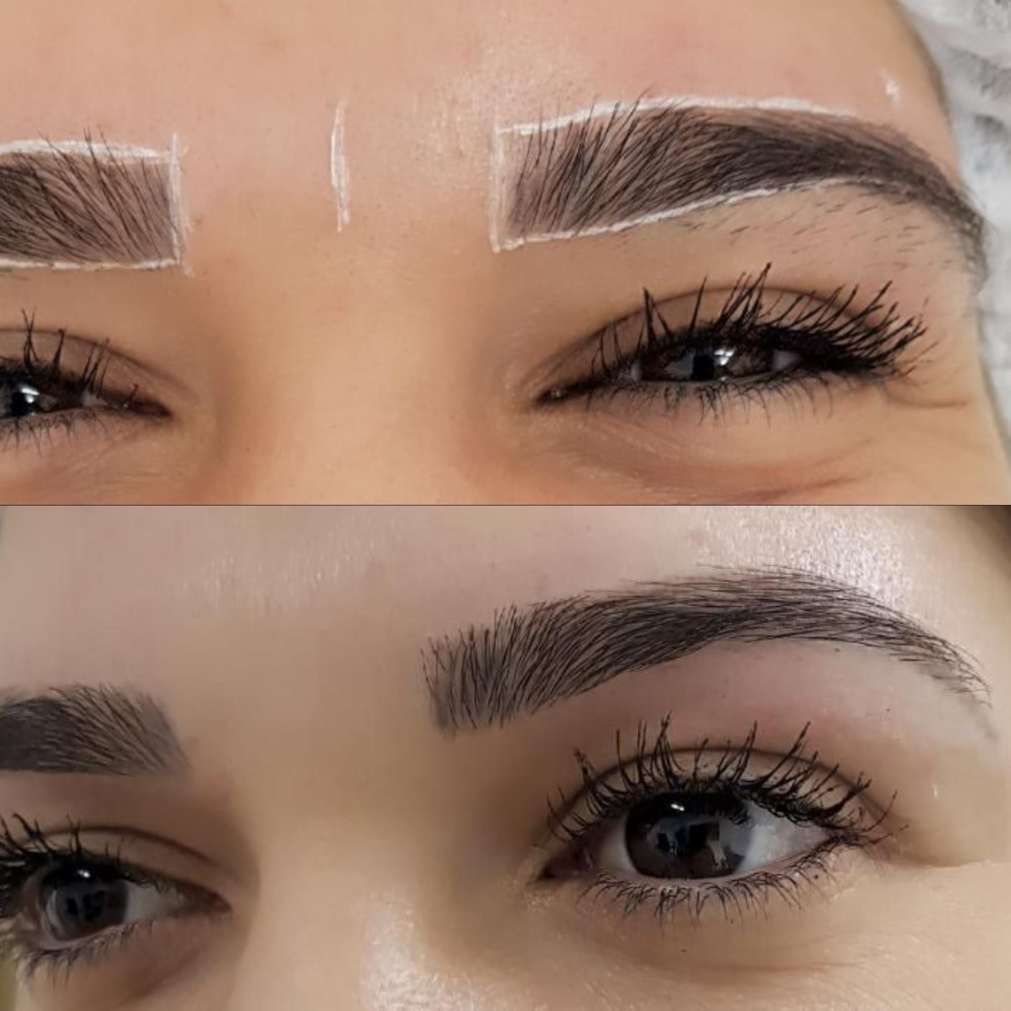 #Designer DE SOBRANCELHAS POR #AMOR  outros designer de sobrancelhas depilador(a) manicure e pedicure maquiador(a)