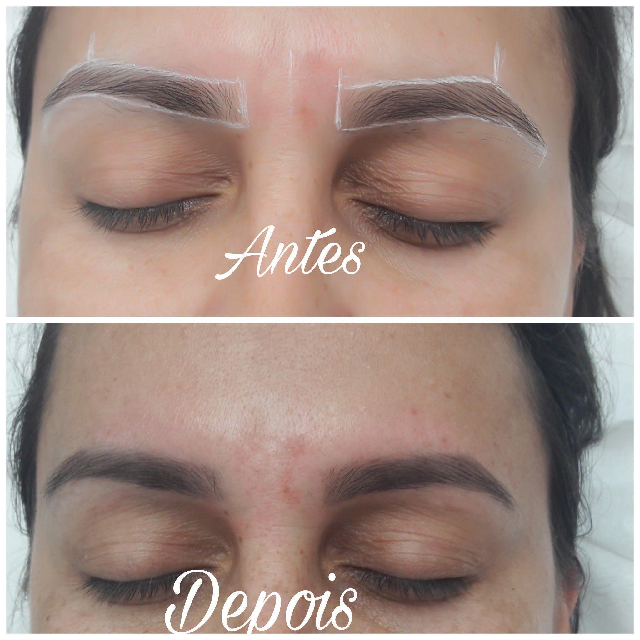 DESIGNER de sobrancelhas estética designer de sobrancelhas depilador(a) manicure e pedicure maquiador(a)