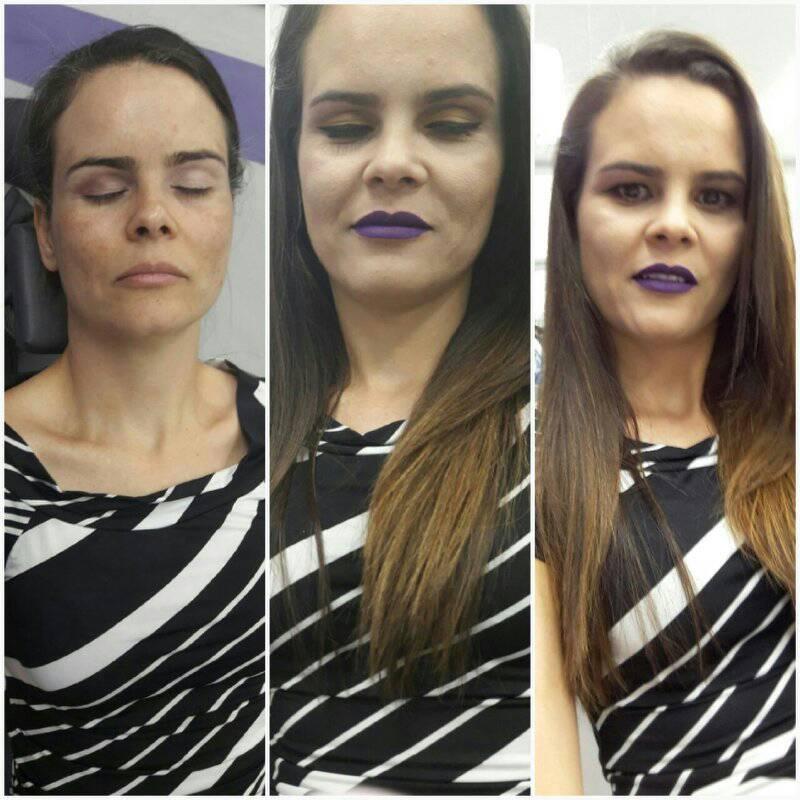 Maquiagem Dark. #maquiagem maquiagem maquiador(a) assistente maquiador(a)