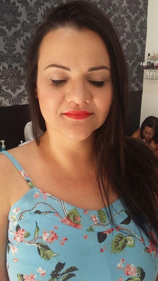 Convidada de Casamento. #maquiagem maquiagem maquiador(a) assistente maquiador(a)