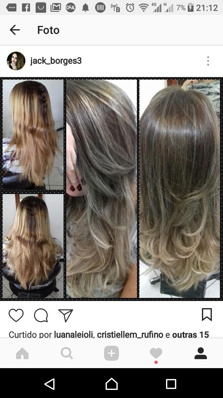 #correçãodecor #mechas #loirodeverdade #raizesfumada  cabelo cabeleireiro(a)