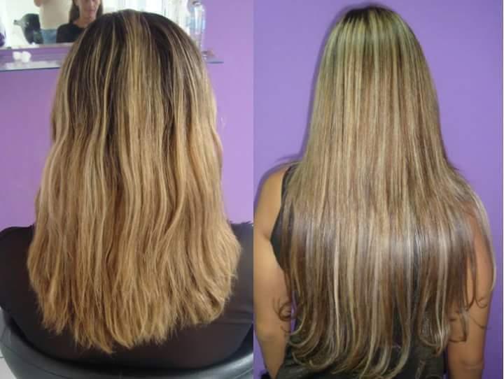 #cabelão #megahair #loiro #liso  cabelo cabeleireiro(a)