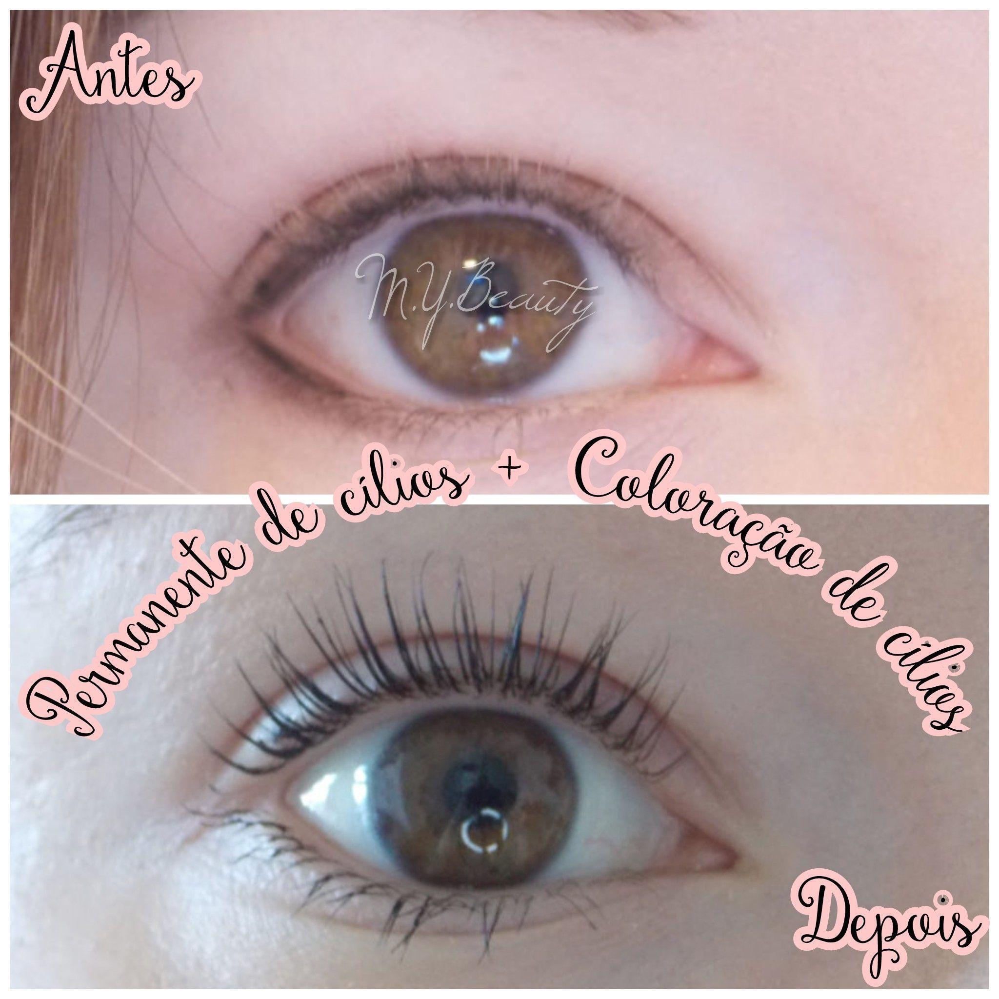 Permanente de cílios com tintura de cílios estética depilador(a) depilador(a) designer de sobrancelhas