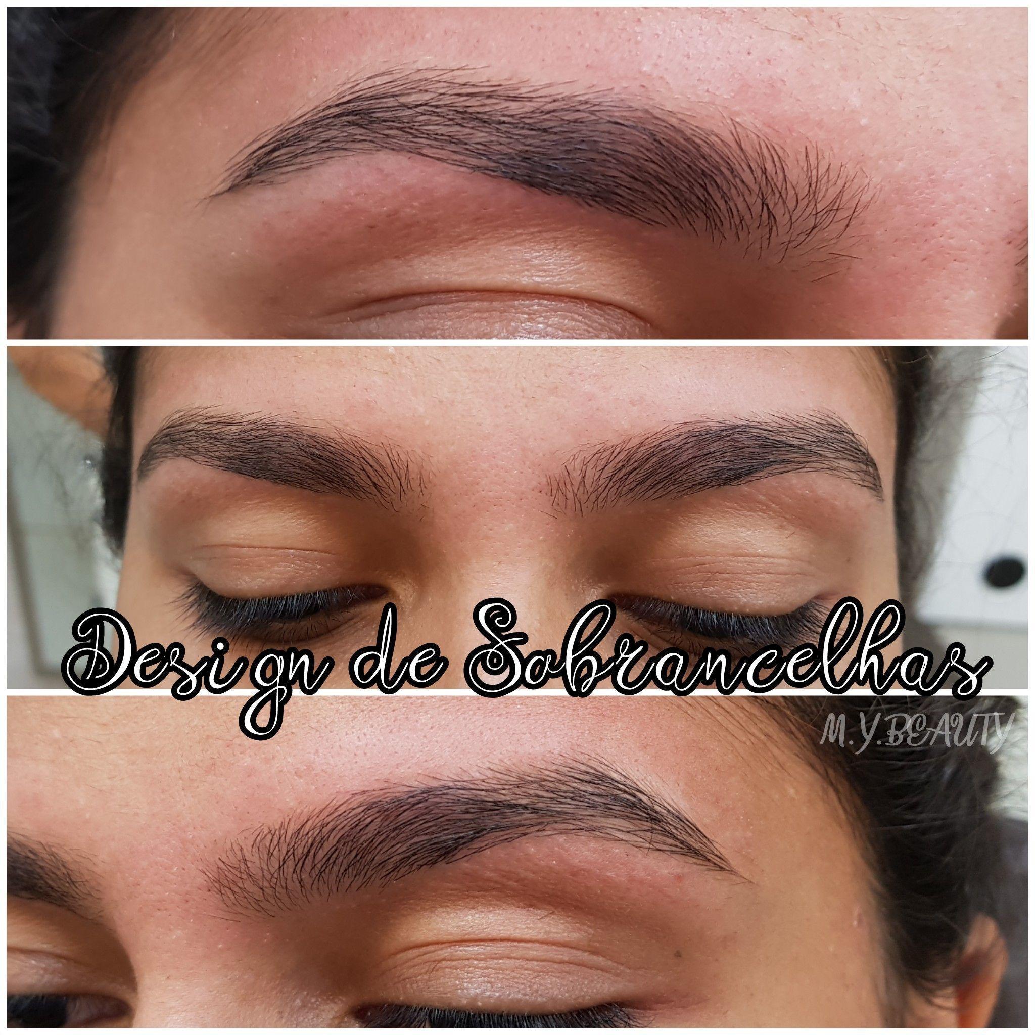 Design de sobrancelha estética depilador(a) depilador(a) designer de sobrancelhas