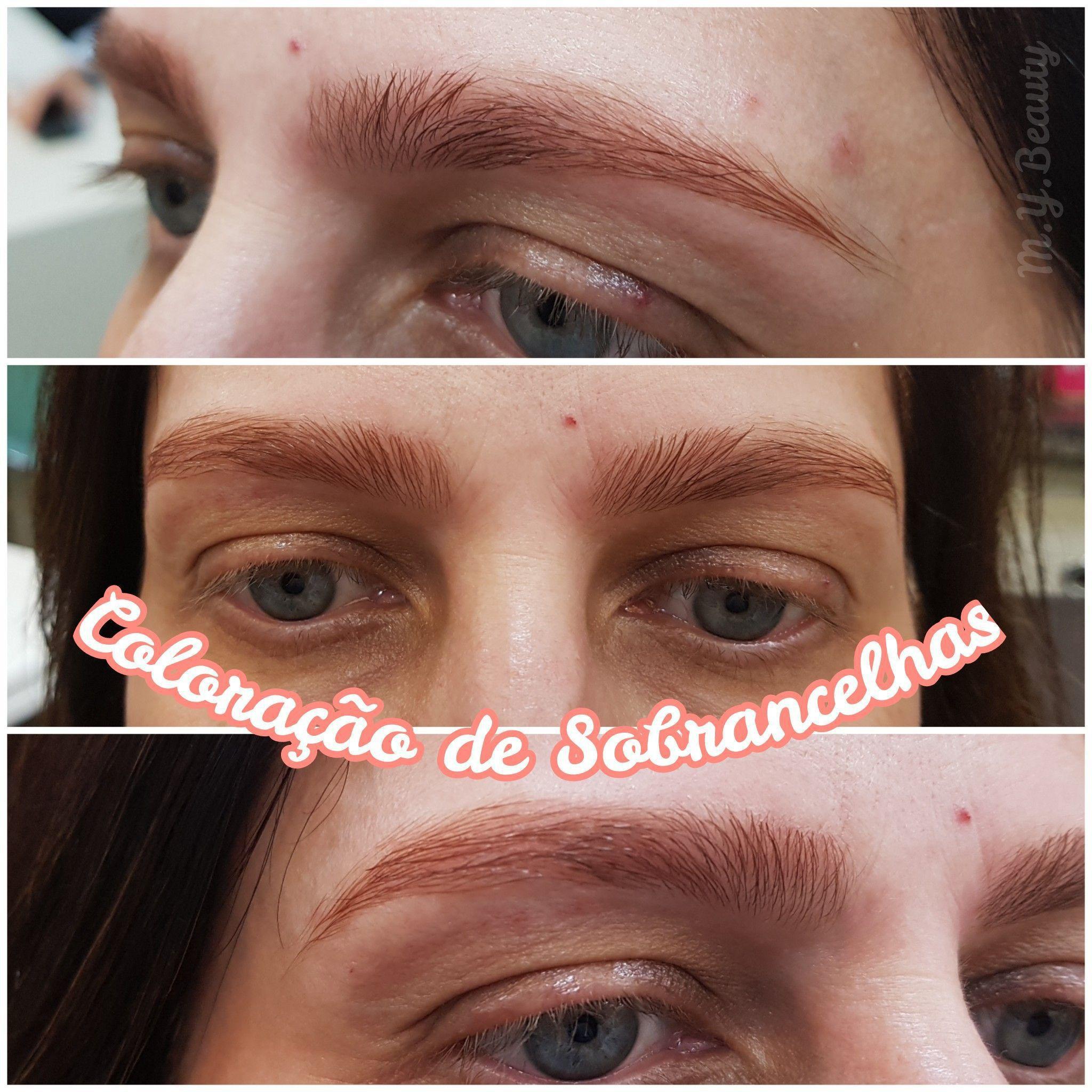 Coloração de sobrancelhas depilador(a) depilador(a) designer de sobrancelhas
