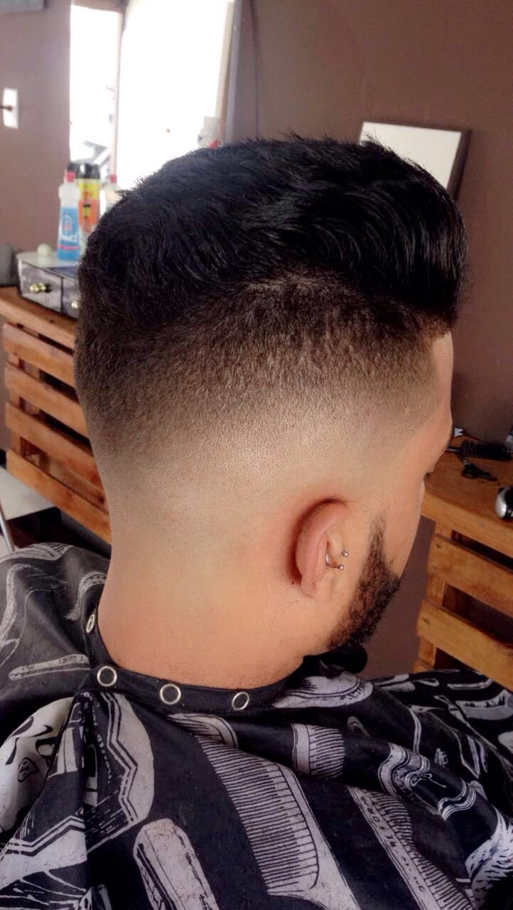 GILETADO ✂️ cabelo barbeiro(a)