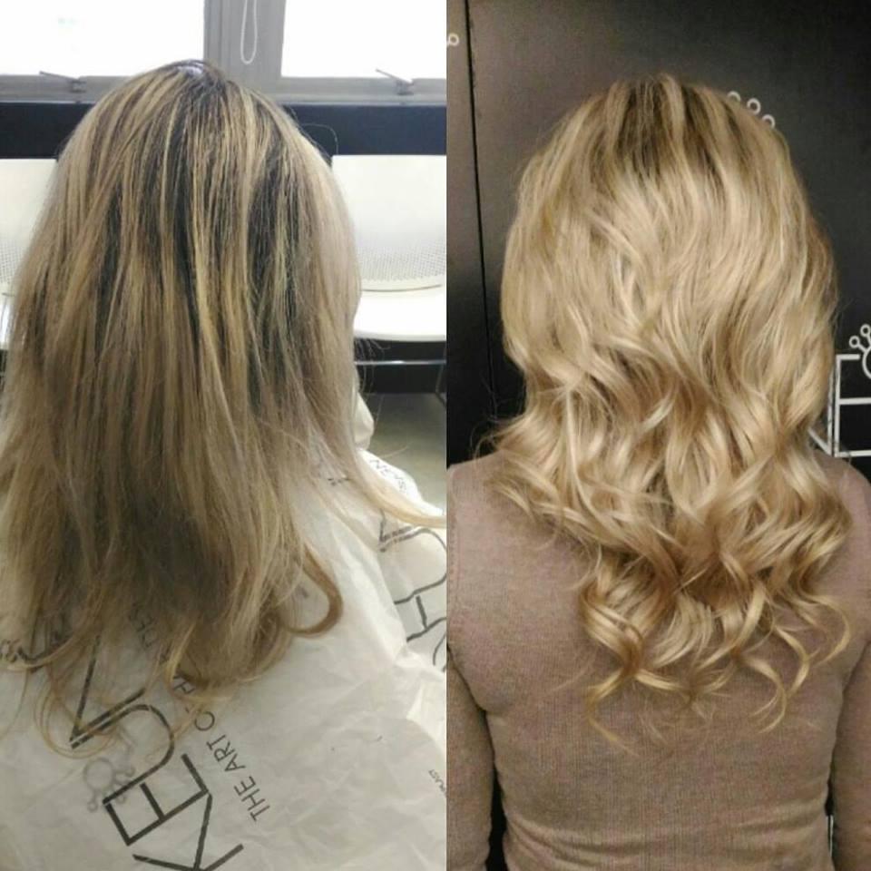 design de mechas enfase ombré hair . cabelo cabeleireiro(a) maquiador(a) designer de sobrancelhas