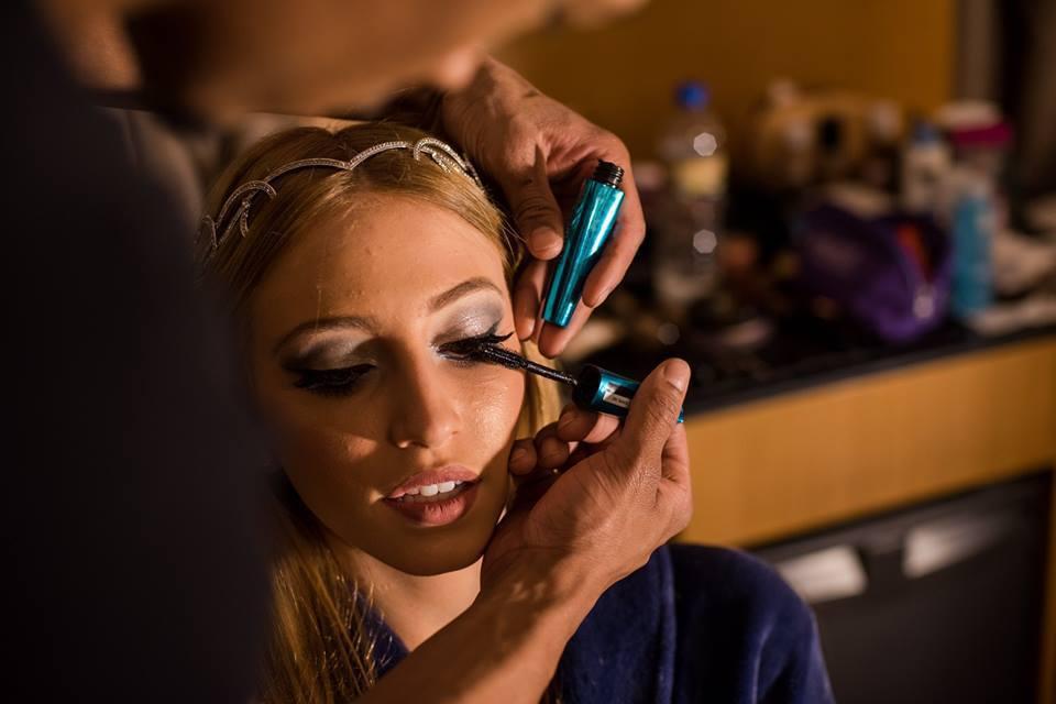 MakeUp Social Festa maquiagem cabeleireiro(a) maquiador(a) designer de sobrancelhas