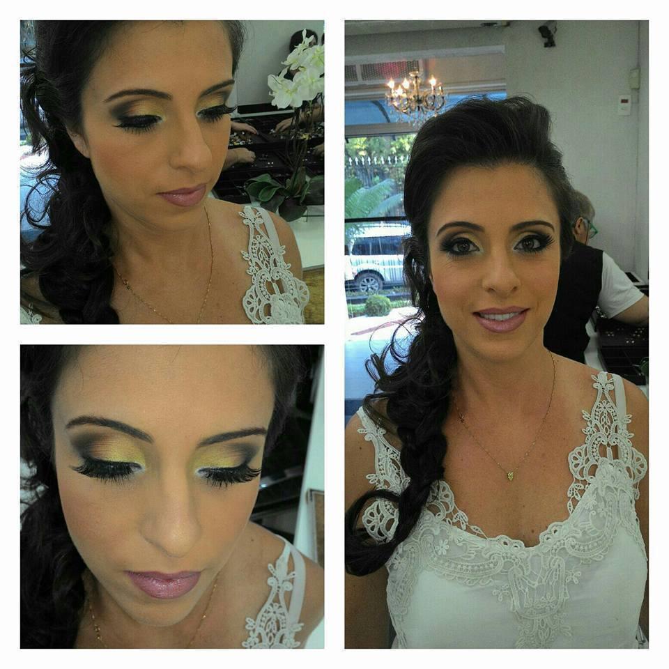 MakeUp Social  maquiagem cabeleireiro(a) maquiador(a) designer de sobrancelhas