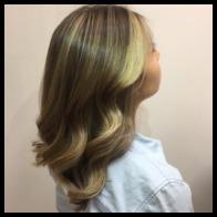 luzes (front lights) cabelo cabeleireiro(a) maquiador(a) designer de sobrancelhas