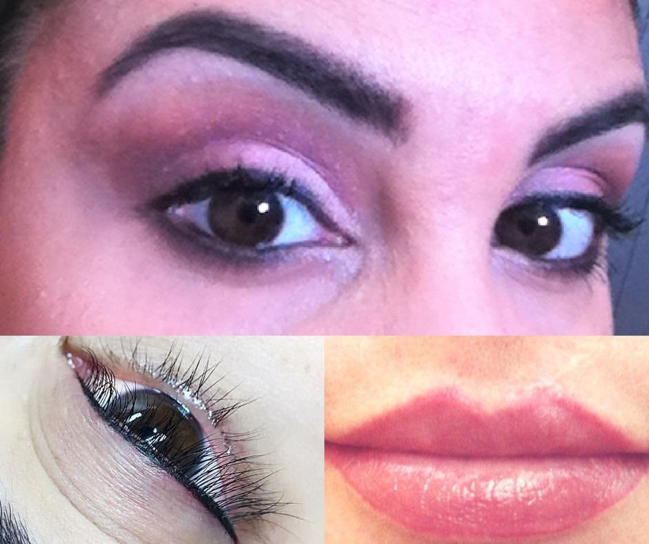 Maquiagem semi definitiva, realizo micropigmentação de sobrancelhas esfumada, fio a fio, preenchimento de lábios, e delineado de olhos. estética micropigmentador(a) maquiador(a) designer de sobrancelhas