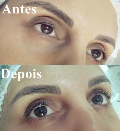 Permanente De Cílios  estética maquiador(a) designer de sobrancelhas depilador(a)