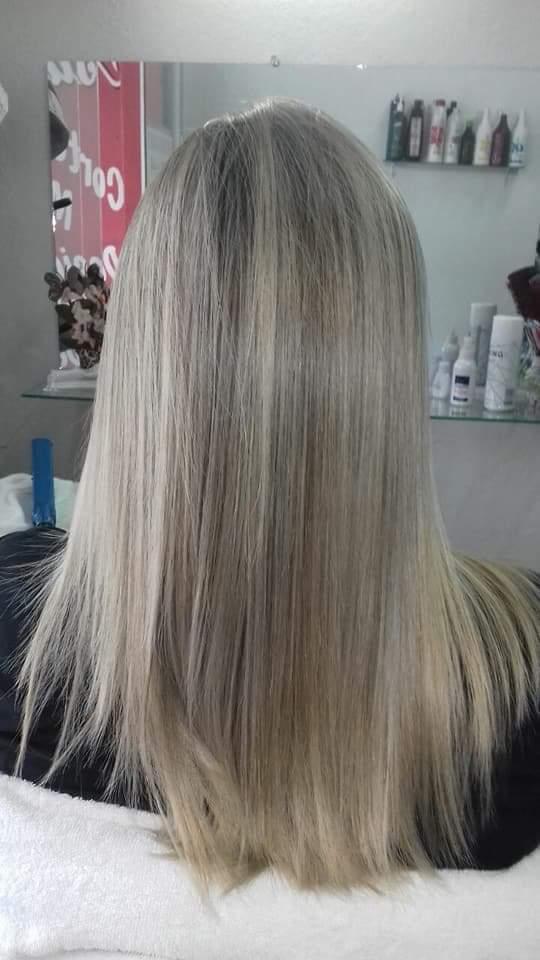 Cabelos pérolas cabelo cabeleireiro(a)