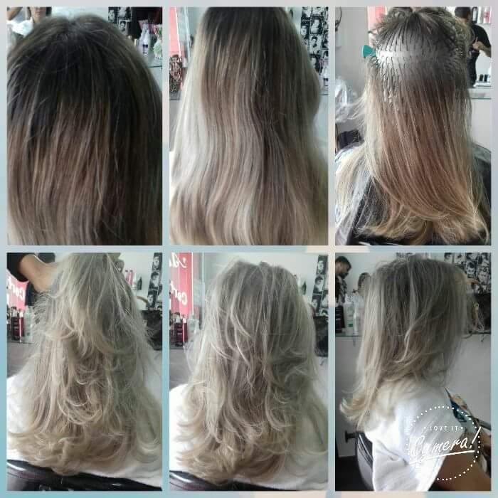 Loiros sim :) cabelo cabeleireiro(a)