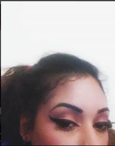 Quando um olhar já diz tudo! ;) maquiagem