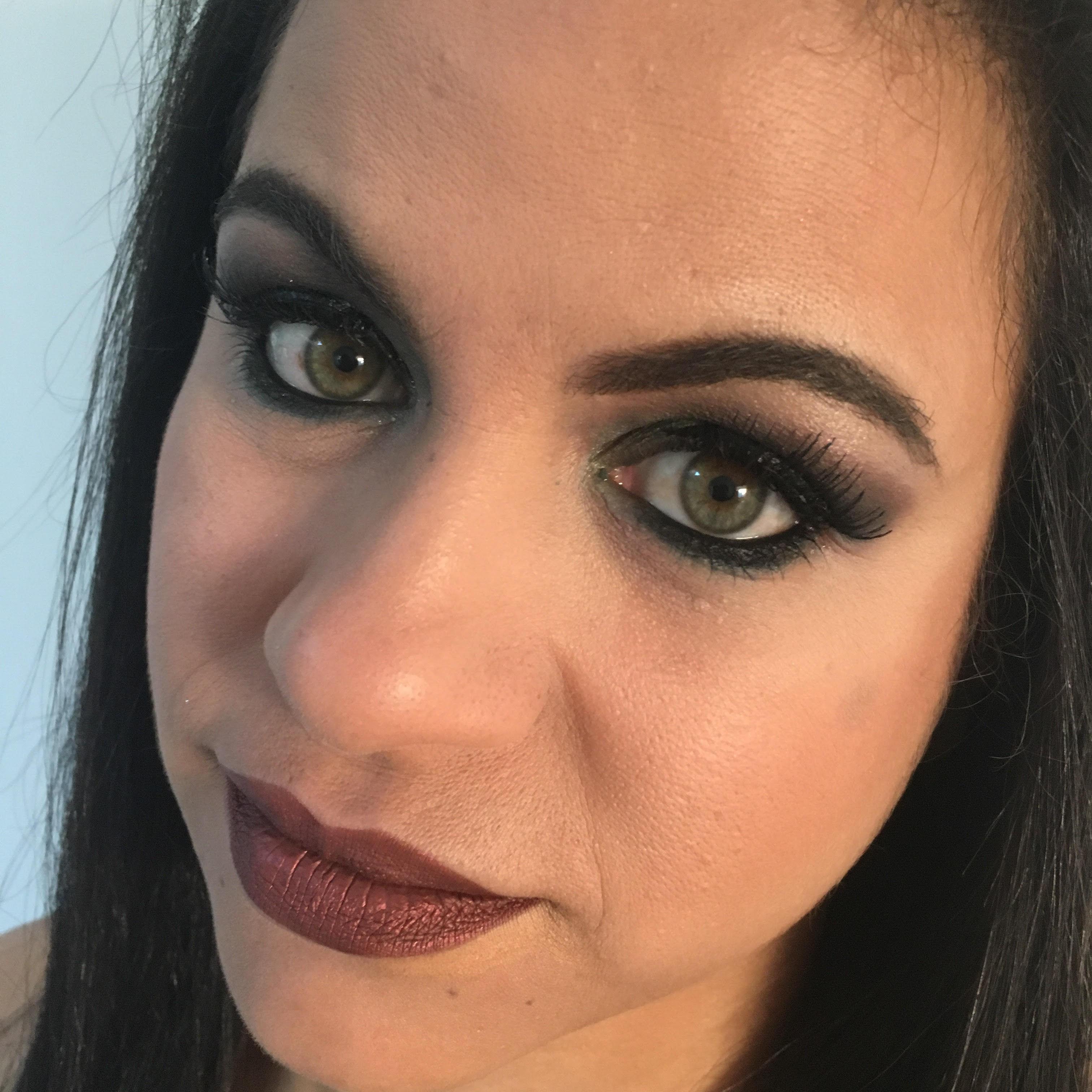 Maquiagem festa  maquiagem maquiador(a)