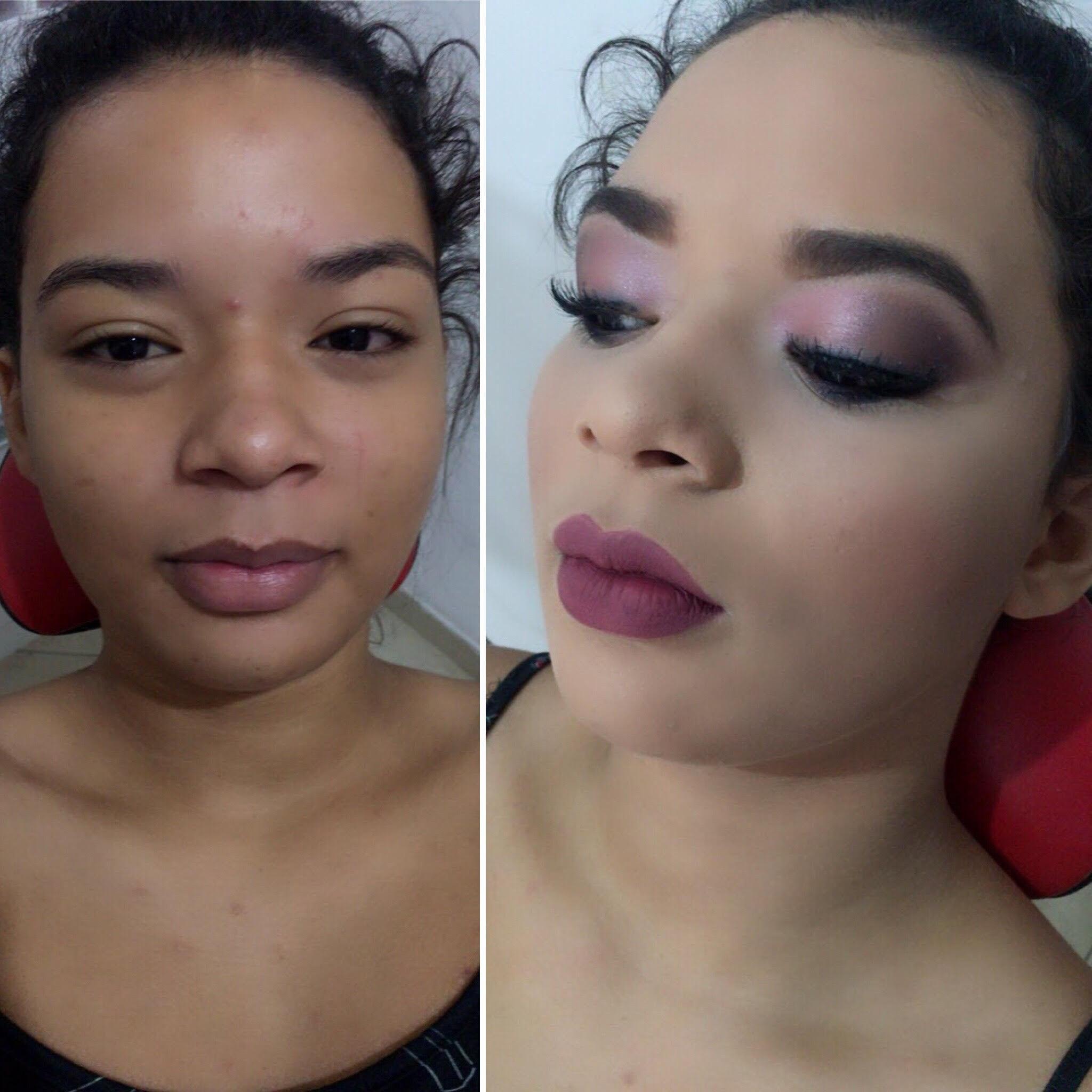 Maquiagem ensaio fotográfico maquiagem maquiador(a)