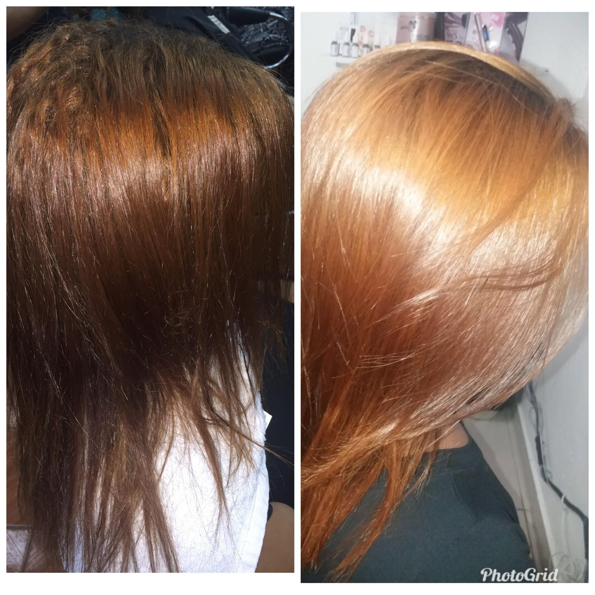 Botox , top !👌🏻🔝💇🏻♀️  #cabelo#cabeleleira cabelo cabeleireiro(a)