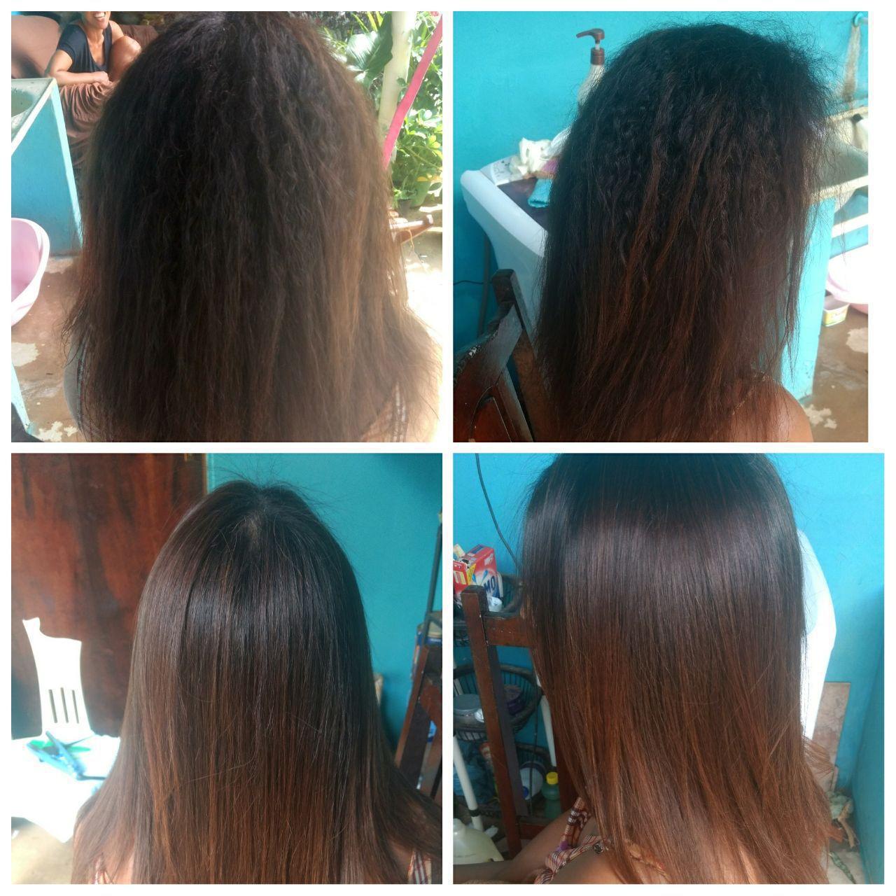 Tratamento  químico de alisamento ( progressiva). cabelo auxiliar cabeleireiro(a) cabeleireiro(a) recepcionista