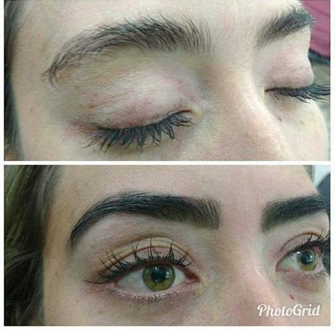 Olha esta transformação!!!!  Design com henna ♡ #sobrancelhas #eyebrows  estética designer de sobrancelhas depilador(a) manicure e pedicure