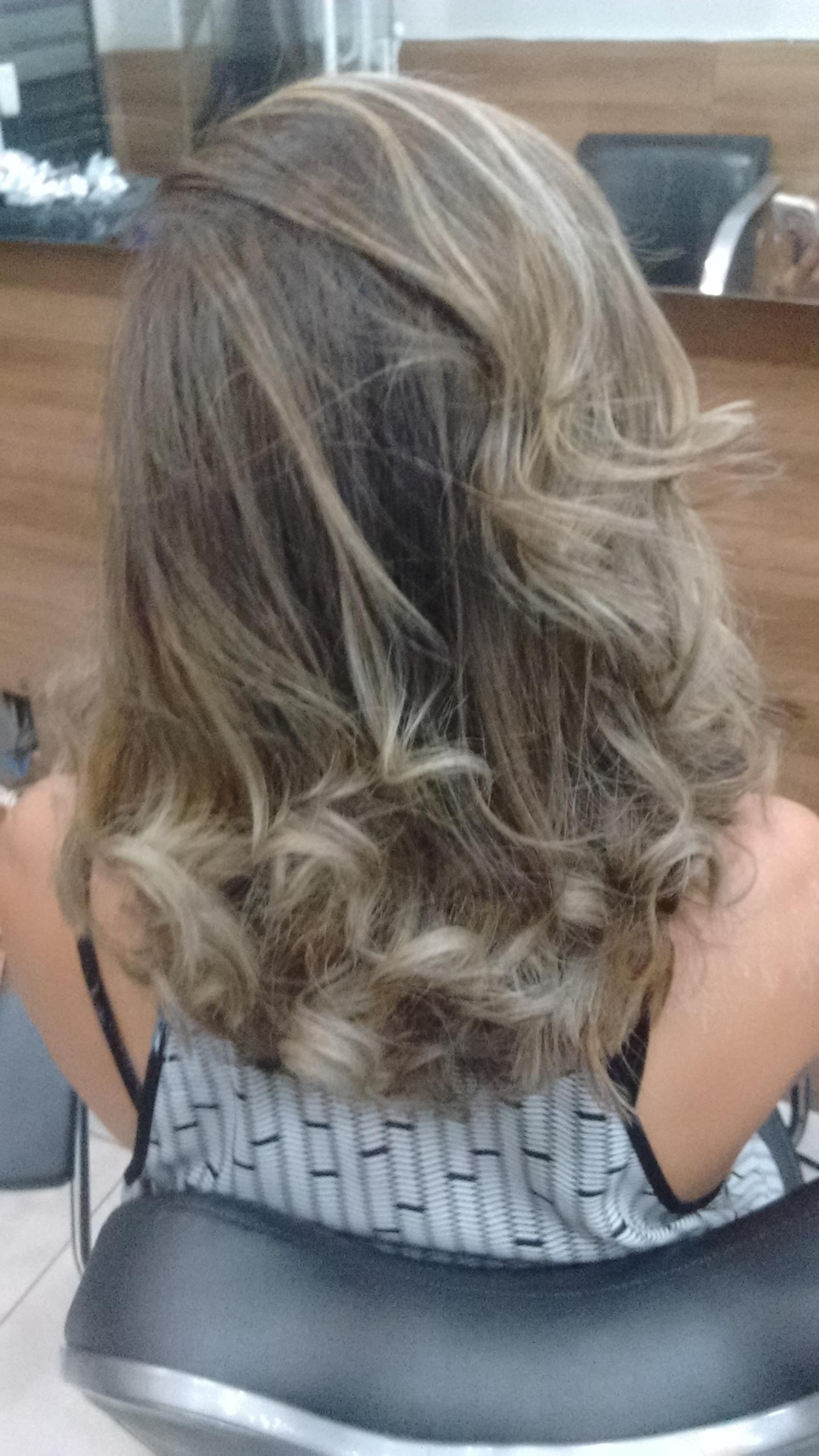 Ombre Hair.. cabelo