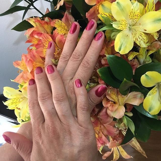 #Tuca.nails#clientesatifeita#feitocomamor. unha depilador(a) manicure e pedicure
