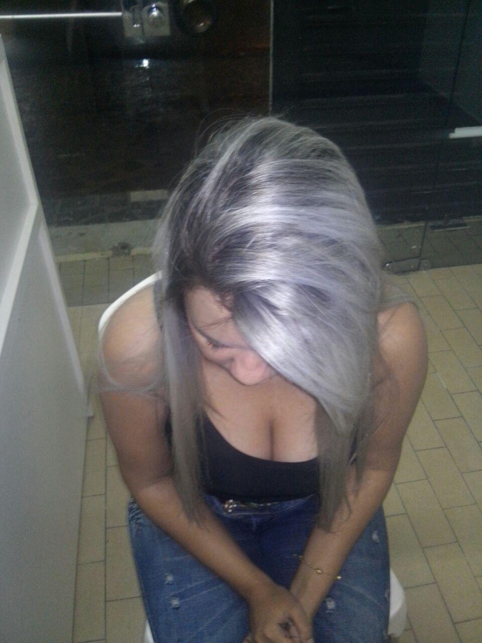 Mechas  cabelo cabeleireiro(a) depilador(a)