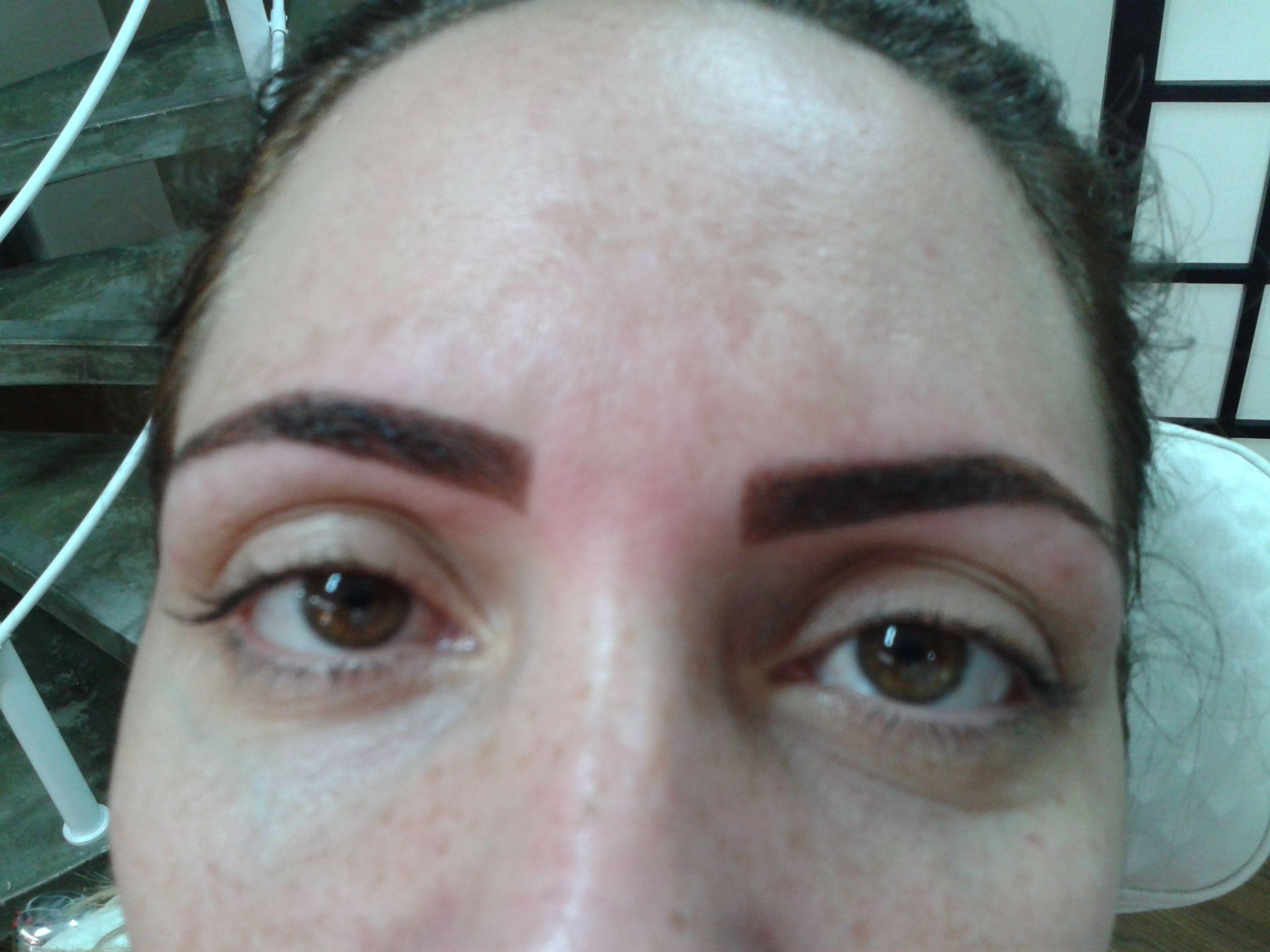 estética manicure e pedicure designer de sobrancelhas depilador(a)