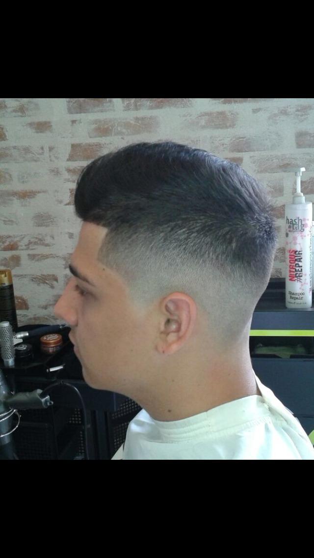 Degrade cabelo barbeiro(a)