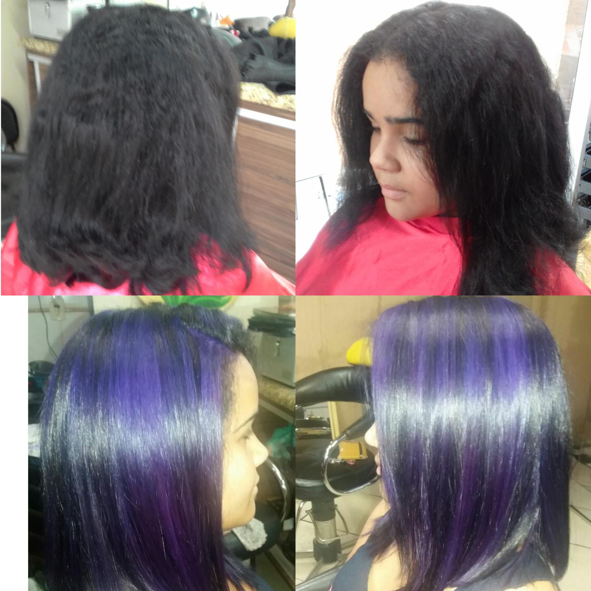 Corte, mechas, botox  cabelo cabeleireiro(a) designer de sobrancelhas micropigmentador(a)
