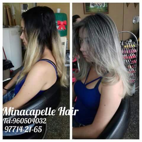 Retoque de raiz  cabelo cabeleireiro(a) designer de sobrancelhas micropigmentador(a)