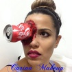 Maquiagem de Halloween 👻 #latinha #halloween #diadasbruxas #lovemakeup
