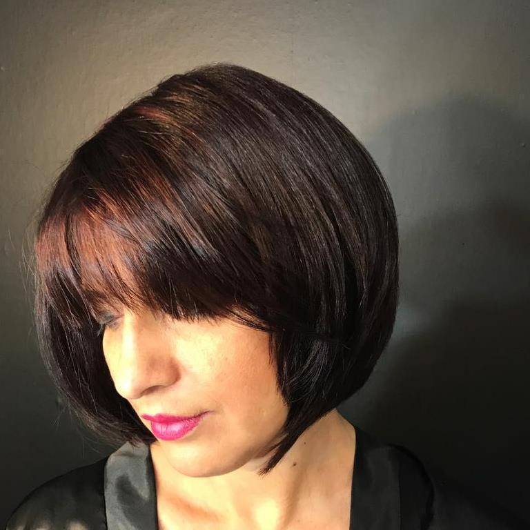 Foto para painle de cortes do salão Alailton Ferreira de BH cabelo