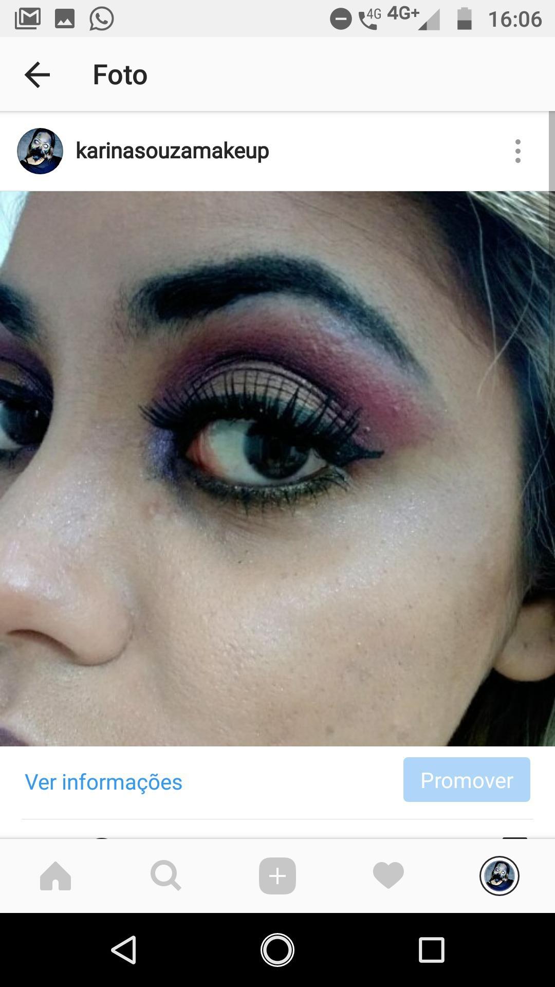maquiagem maquiador(a) designer de sobrancelhas