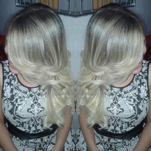 #loirodossonhos cabelo auxiliar cabeleireiro(a)