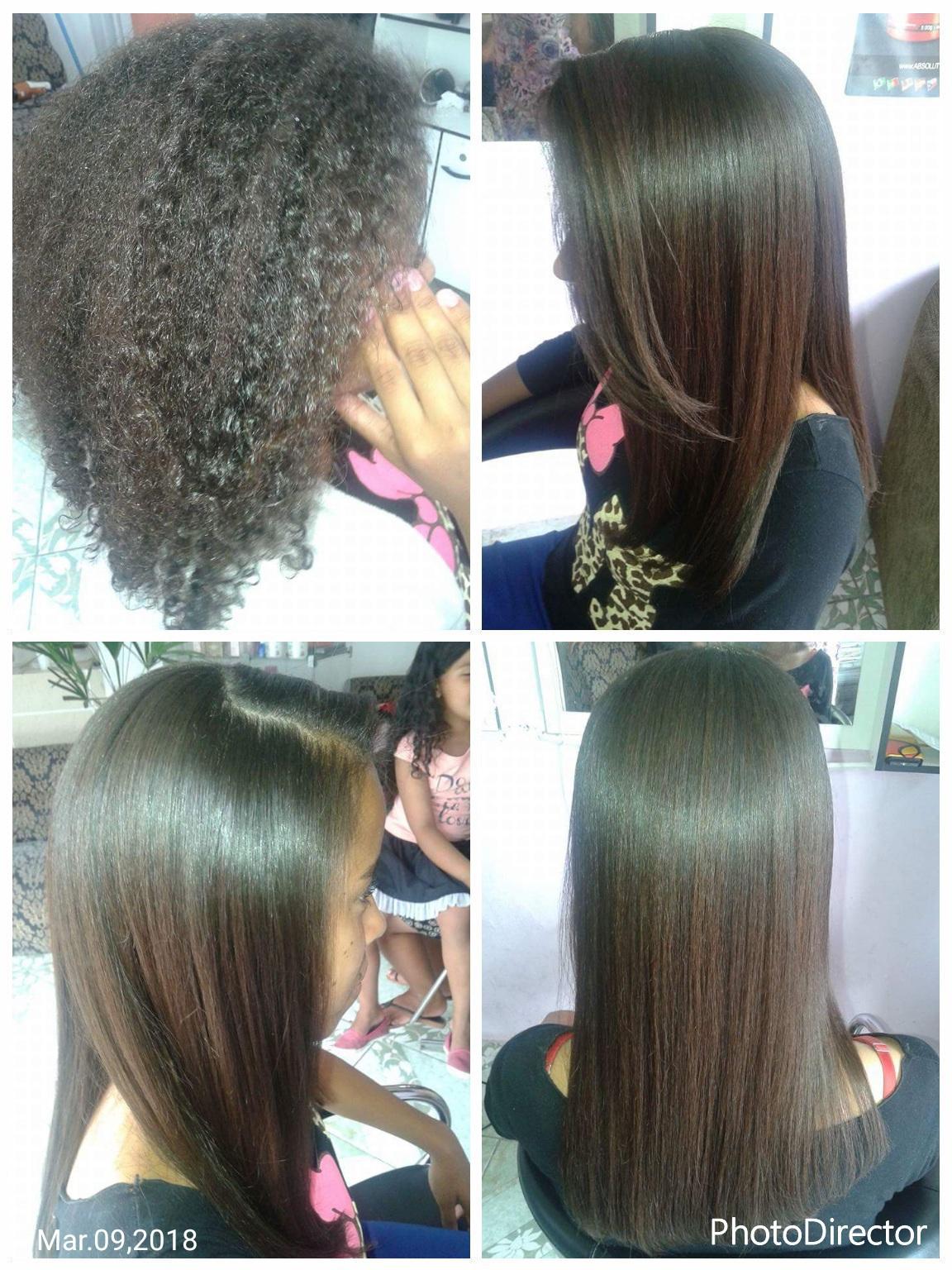 #botox  #transformação cabelo auxiliar cabeleireiro(a)