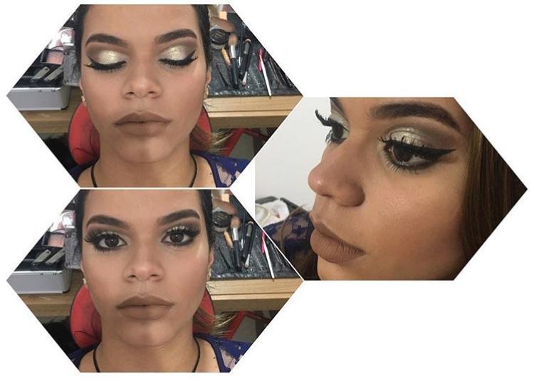 Maquiagem festa #maquiagemprofissionalsjc#maquiadoraprofissionalsjc maquiagem maquiador(a)