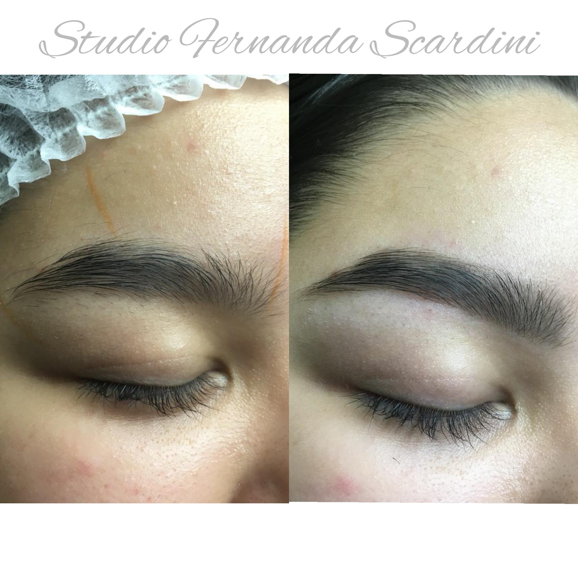 Design de sobrancelhas e coloração estética dermopigmentador(a) designer de sobrancelhas depilador(a)