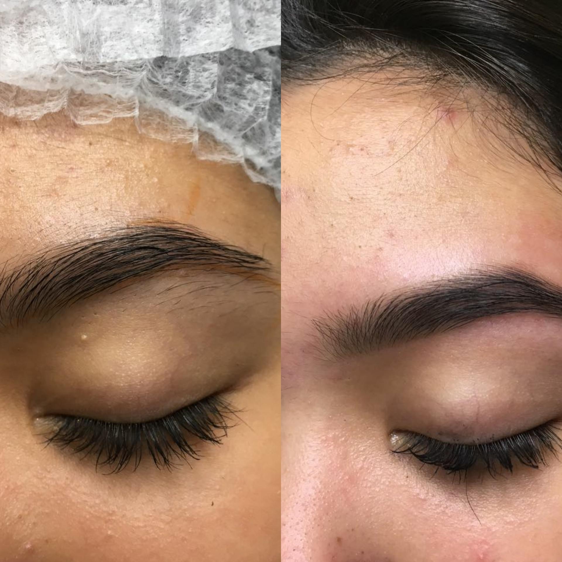 Design e coloração estética dermopigmentador(a) designer de sobrancelhas depilador(a)