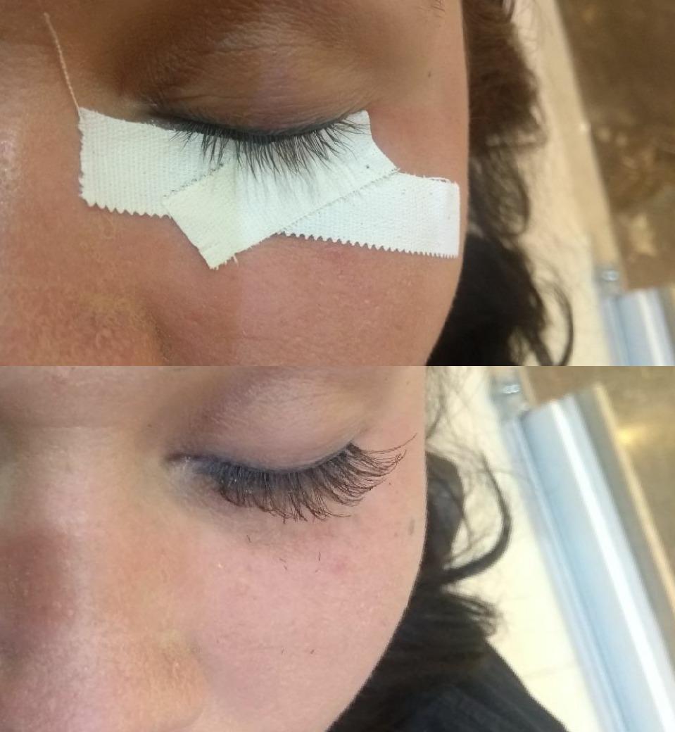 Alongamento de Cílios #tufinhos outros designer de sobrancelhas micropigmentador(a)