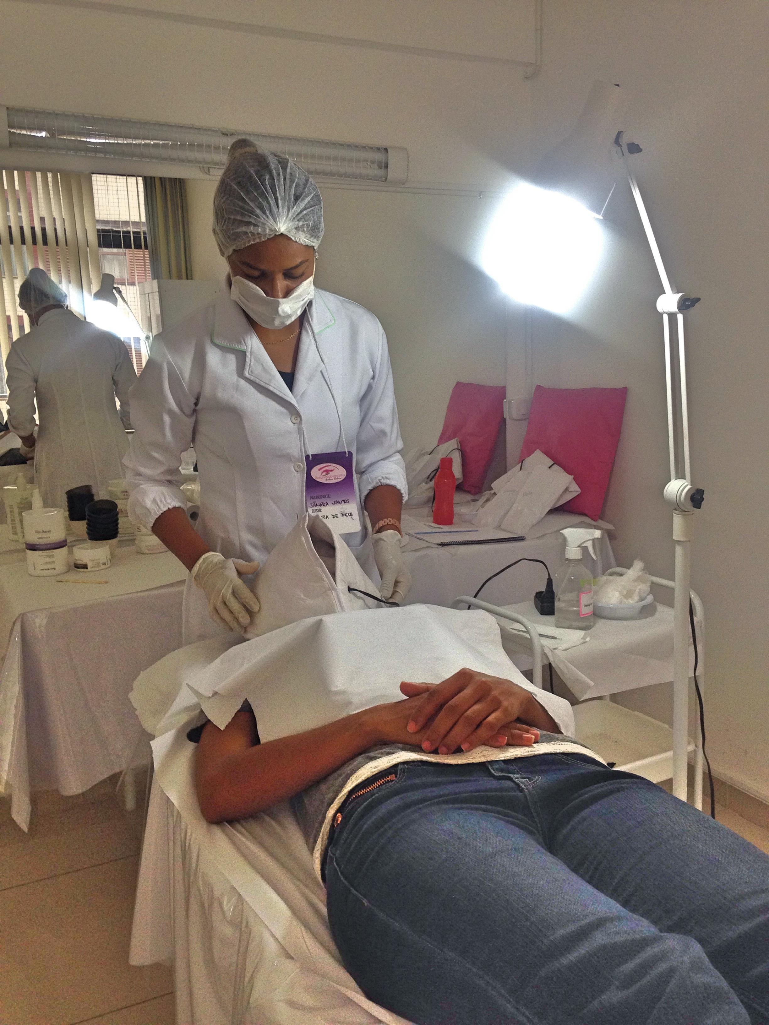 Limpeza de pele !  #paixao❤️ estética designer de sobrancelhas micropigmentador(a) depilador(a) outros