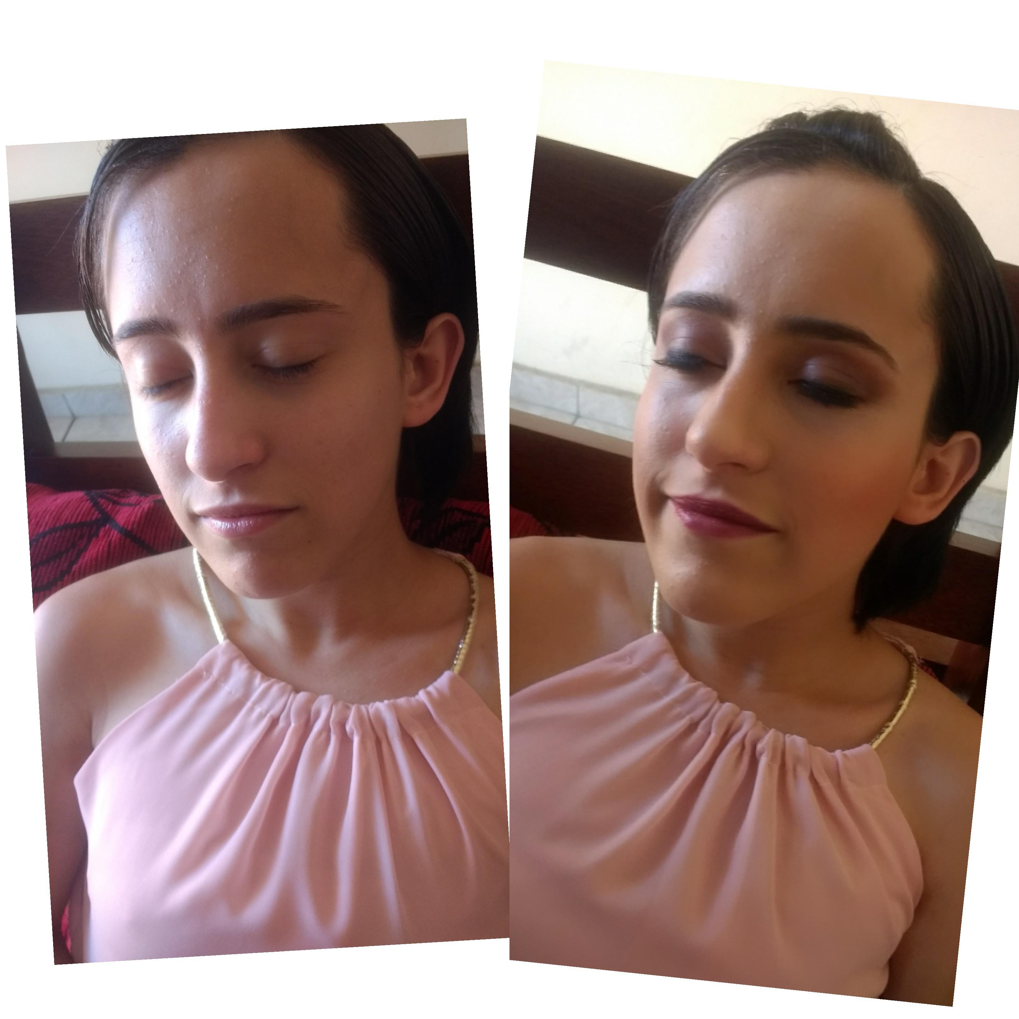 maquiagem maquiador(a) assistente maquiador(a)