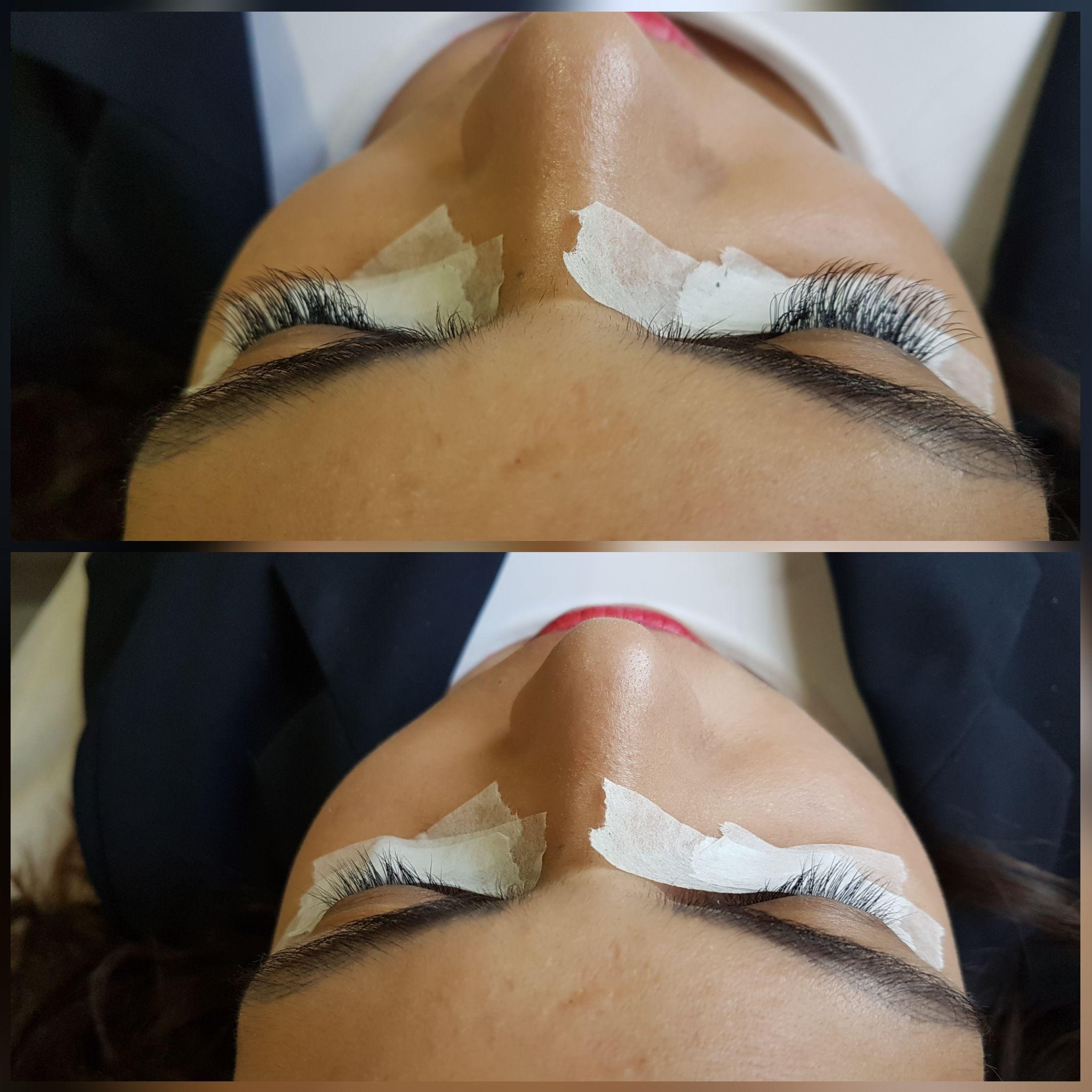 Alongamento de cílios estética esteticista docente / professor(a) manicure e pedicure maquiador(a) micropigmentador(a) cosmetólogo(a) aromaterapeuta