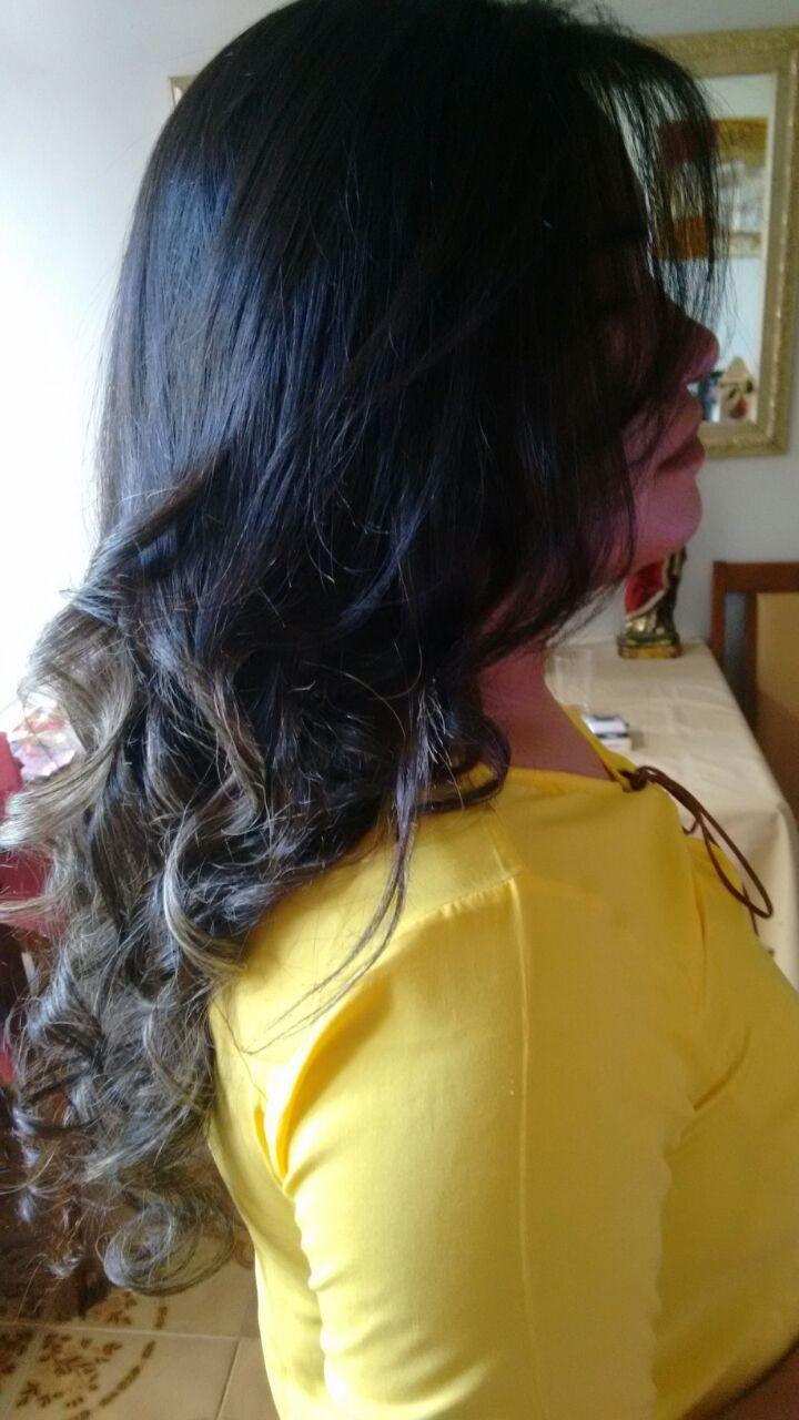faço  modelagem  também  de cabelo! cabelo manicure e pedicure manicure e pedicure