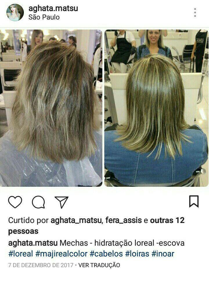 Correção de cor, hidratação e escova auxiliar cabeleireiro(a) auxiliar cabeleireiro(a) auxiliar cabeleireiro(a)